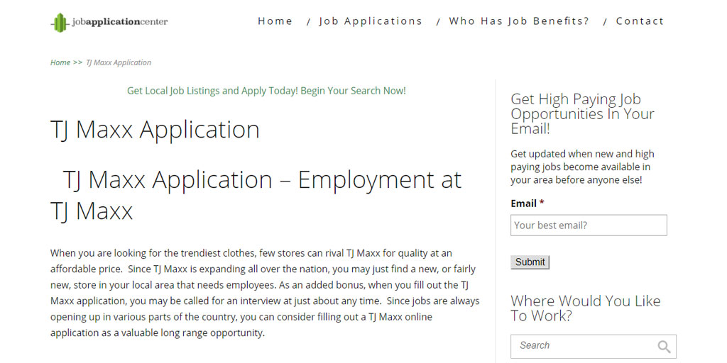 jobapplication